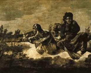 Atropos (The Fates) — Франсиско де Гойя