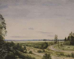 Август — Константин Сомов