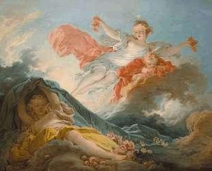 Aurore — Жан-Оноре Фрагонар