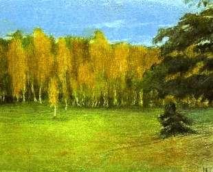 Autumn Landscape — Иохан Хендрик Вейсенбрух