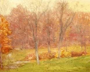 Autumn Rain — Джулиан Олден Вейр