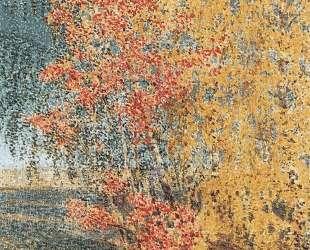 Autumn, Rowan Tree and Birches — Игорь Грабарь