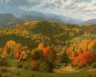 Autumn Storm — Ричард Уитни