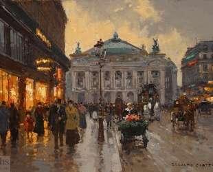 Avenue de l'Opera — Антуан Бланшар