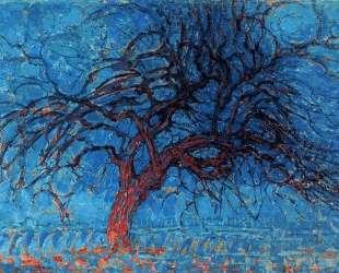 Красное дерево — Пит Мондриан