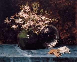 Azaleas — Уильям Меррит Чейз