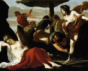 Bacchus and Ariadne — Братья Ленен