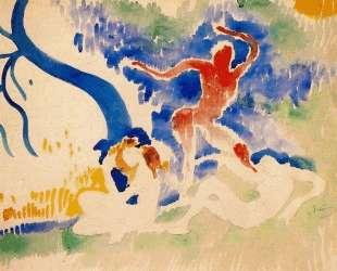 Bacchus dance — Андре Дерен