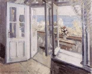 Балкон в Крыму — Константин Коровин