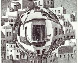 Balcony — Мауриц Корнелис Эшер