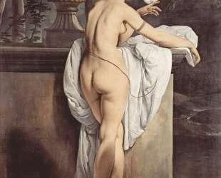 Ballerina Carlotta Chabert as Venus — Франческо Хайес