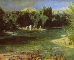 Baptism — Василий Поленов