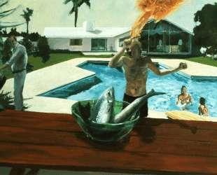 Barbecue — Эрик Фишль