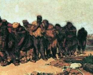 Бурлаки на Волге2 — Илья Репин