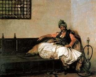 Bashi-Bazouk Chieftain — Жан-Леон Жером