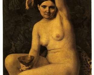 Bather with a Bowl — Алексей Венецианов
