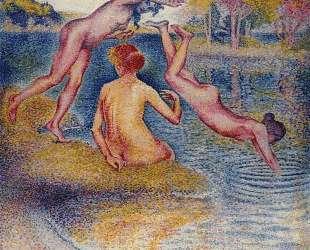 Bathers — Анри Эдмон Кросс
