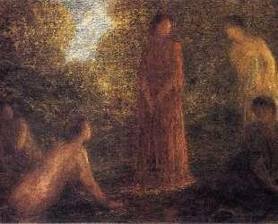 Bathers II — Анри Фантен-Латур