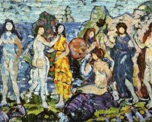 Bathers — Алексей Венецианов