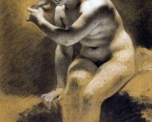 Bathing Venus — Пьер Поль Прюдон