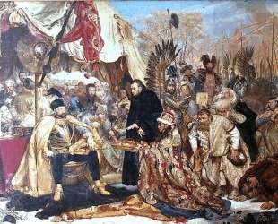 Bathory at Pskov — Ян Матейко