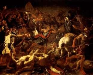Битва Гедеона с мадианитянами — Николя Пуссен