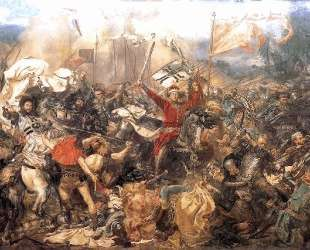 Battle of Grunwald — Ян Матейко