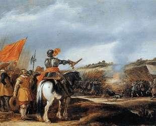 Battle — Адриан ван де Вельде