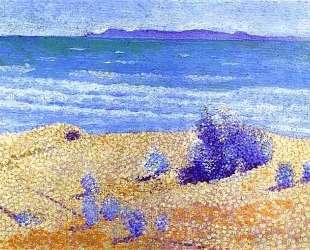 Beach on the Mediterranian — Анри Эдмон Кросс