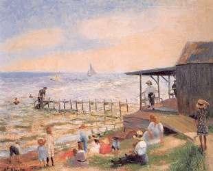 Beach side — Уильям Джеймс Глакенс