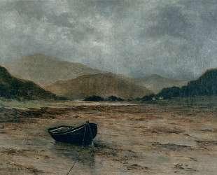 Beached boat — Максим Мофра