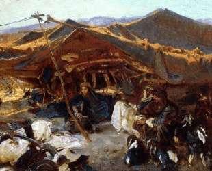 Bedouin Encampment — Джон Сингер Сарджент