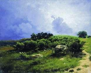 Перед грозой — Фёдор Васильев