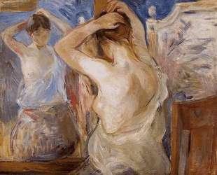 Before the Mirror — Берта Моризо