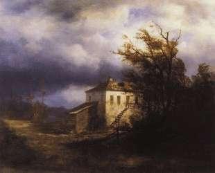 Перед грозой — Алексей Саврасов