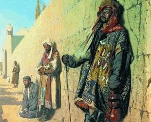 Beggars in Samarkand — Василий Верещагин