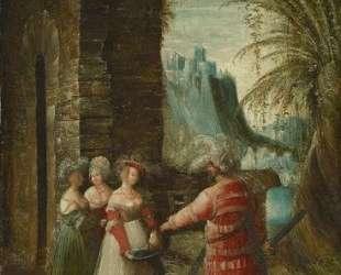 Усекновение главы Иоанна Крестителя — Альбрехт Альтдорфер