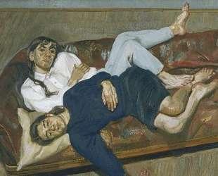 Белла и Эстер — Люсьен Фрейд