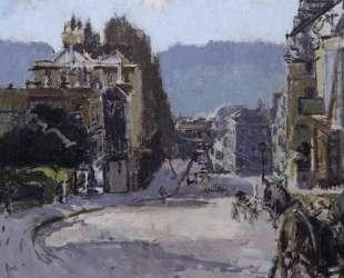 Belvedere, Bath — Уолтер Сикерт