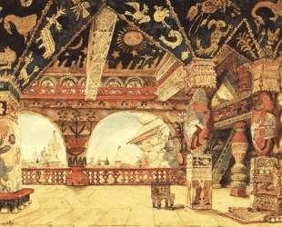 Berendei Palace — Виктор Васнецов