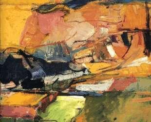 Berkeley No. 57 — Ричард Дибенкорн