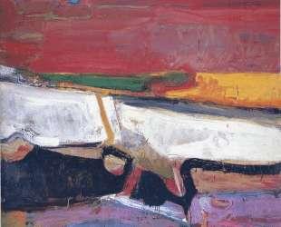 Berkeley No. 59 — Ричард Дибенкорн