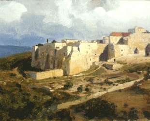 Bethlehem — Василий Поленов