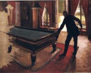 Billiards — Гюстав Кайботт
