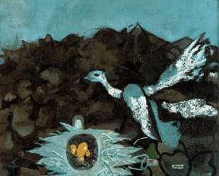Птица и её гнездо — Жорж Брак