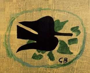 Птица в листве — Жорж Брак