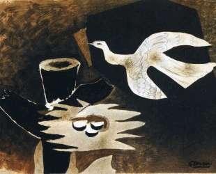 Птица возвращается в гнездо — Жорж Брак