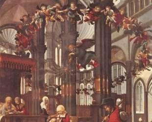 Рождество Богоматери — Альбрехт Альтдорфер