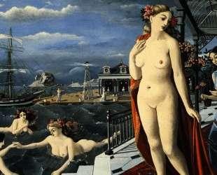 Рождение Венеры — Поль Дельво