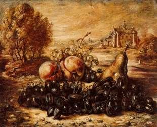 Черный виноград — Джорджо де Кирико